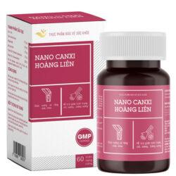 Nano Canxi Hoàng Liên