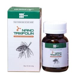 Nano Taxifolin