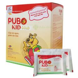 Pubo kid Gold