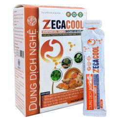 Dung dịch nghệ Zecacool