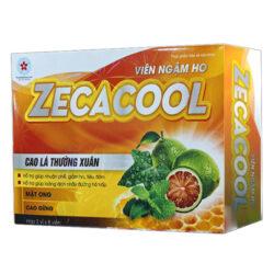 Viên ngậm ho Zecacool