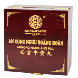 An Cung Ngưu Hoàng Hoàn - Hồng Tế Đường