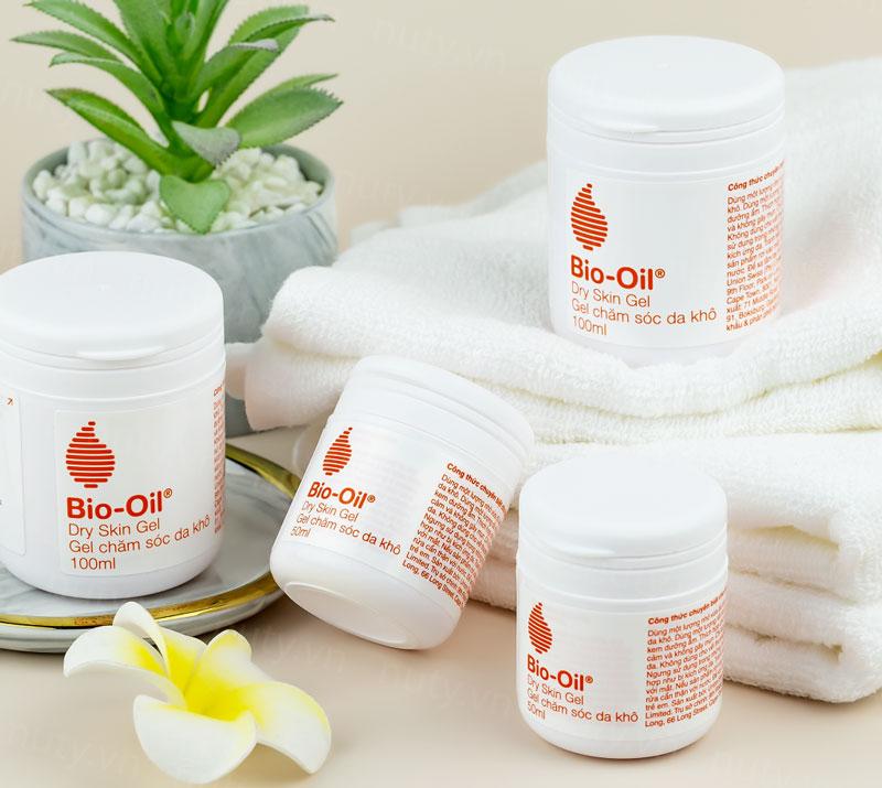 Gel chăm sóc da khô Bio-Oil Dry Skin Gel, hỗ trợ nuôi dưỡng làn da khỏe mạnh và sáng mịn