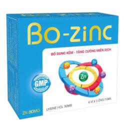Bo-Zinc