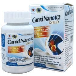 Canxi NanoK2 Gold