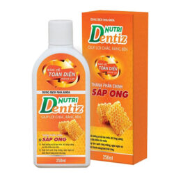 Dung dịch nha khoa Nuti Dentiz