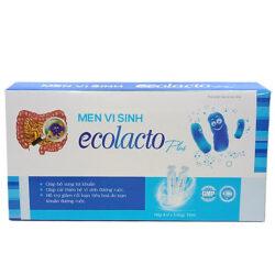 Men vi sinh Ecolacto Plus