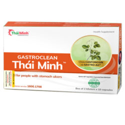 GastroClean Thái Minh