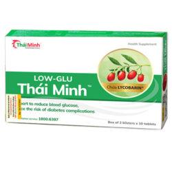 Viên uống Low-Glu Thái Minh