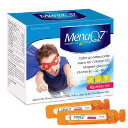MenaQ7 K2 45mcg
