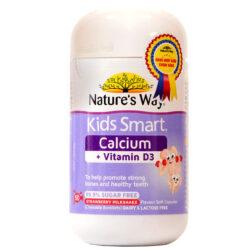 Nature's Way Kids Smart Calcium + Vitamin D3