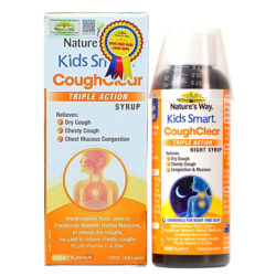 Nature's Way Kids Smart Coughclear-Triple Action Syrup