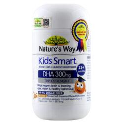 Nature's Way Kids Smart DHA 300mg Triple Strength