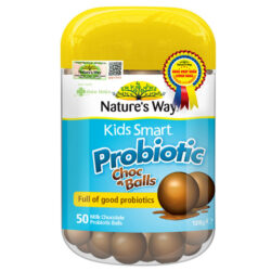 Nature's Way Kids Smart Probiotic Choc Balls