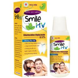 Nước Súc Miệng Smile HV