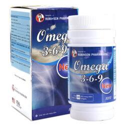 Omega 3-6-9 Robinson