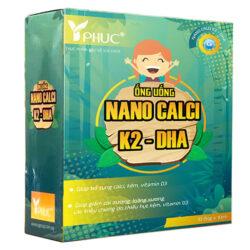 Ống uống Nano Calci K2 - DHA