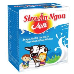Siro ăn ngon Milk