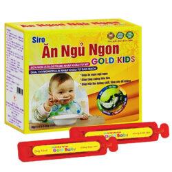 Siro Ăn Ngủ Ngon Gold Kids