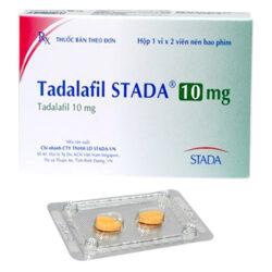 Thuốc Tadalafil Stada 10mg