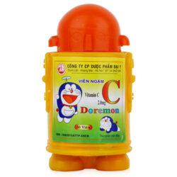 Viên ngậm Vitamin C Doremon