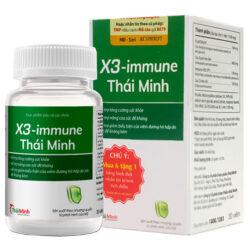 X3-Immune Thái Minh