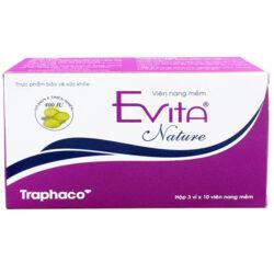Viên nang mềm Evita Nature