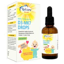 Avisure D3-MK7 Drops