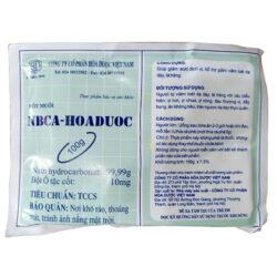Bột muối NBCA - HOADUOC