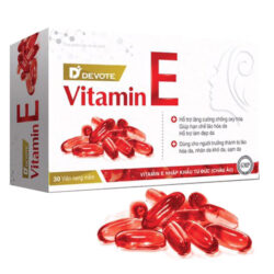 Devote Vitamin E