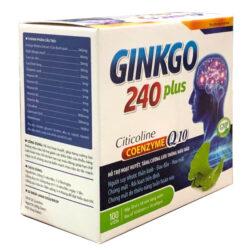 Ginkgo 240 Plus