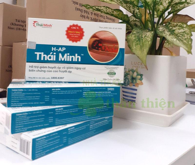 Hình ảnh sản phẩm H-AP Thái Minh đang có bán trên trị trường