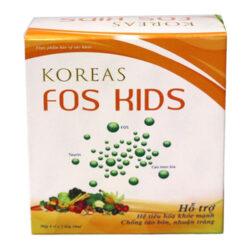 Koreas Fos Kids