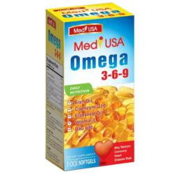 MediUSA Omega 3-6-9