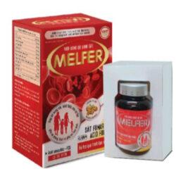 Viên uống bổ sung sắt Melfer