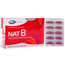 Viên uống Nat B