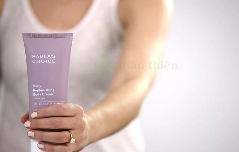 Kem Dưỡng Thể Paula's Choice Daily Replenishing Body Cream