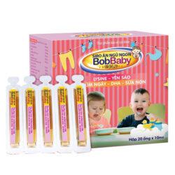 Siro ăn ngủ ngon BobBaby Gold