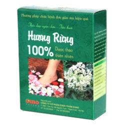 Thảo dược ngâm chân - tắm thuốc Hương rừng