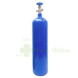 Bình oxy y tế loại 8 lít