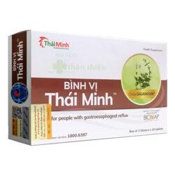 Bình Vị Thái Minh