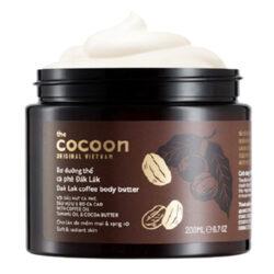 Bơ dưỡng thể cà phê Đăk Lăk Cocoon