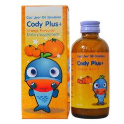 Cody Plus+ Orange flavoured