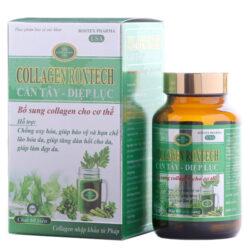 Collagen Roxtech Cần Tây - Diệp Lục