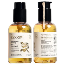Dầu tẩy trang hoa hồng Cocoon Rose Cleansing oil