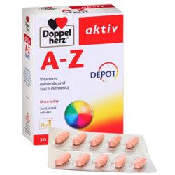 Viên uống Doppelherz Aktiv A-Z Depot