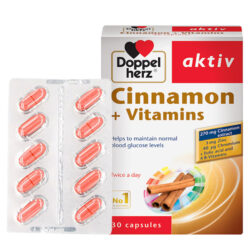 Doppelherz Aktiv Cinnamon + Vitamins