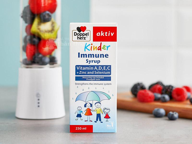 Doppelherz Aktiv Kinder Immune Syrup
