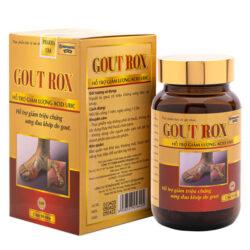 Gout Rox