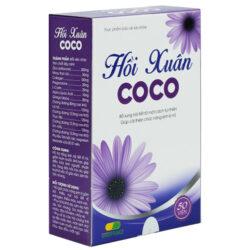 Viên uống Hồi xuân Coco